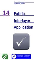 Fabric Interlayer Application
