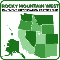 Rocky Mountain West Logo