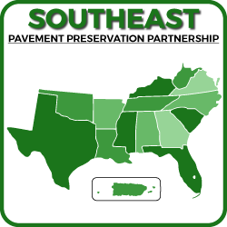Southeast Pavement Preservation Partnership Logo