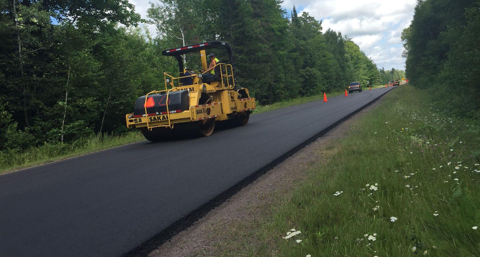 What is rubber asphalt 36